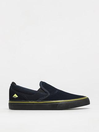 Pantofi Emerica Wino G6 Slip On (navy/black)