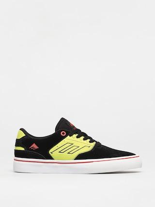 Pantofi Emerica The Low Vulc (black/green)