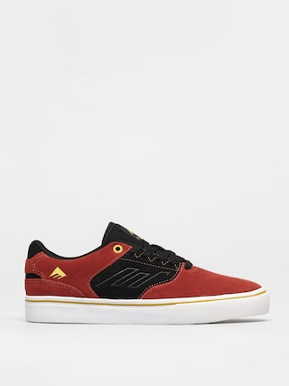 Pantofi Emerica The Low Vulc (black/orange/yellow)