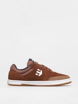Etnies Pantofi Marana (brown/navy)
