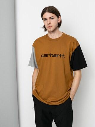 Carhartt WIP Tricou Carhartt Tricol (hamilton brown)