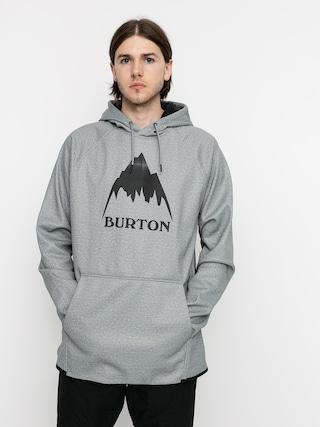 Hanorac termic Burton Crown Weatherproof HD (gray heather)