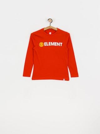 Element Tricou Blazin (red clay)