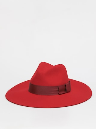 Pu0103lu0103rie Brixton Piper Hat (red burgundy)