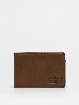 Quiksilver Portofel Slim Folder (chocolate brown)
