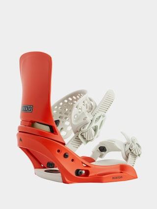 Burton Legu0103turi pentru snowboard Lexa X Est Wmn (bright red)