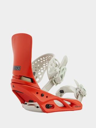 Burton Legu0103turi pentru snowboard Lexa X Wmn (bright red)
