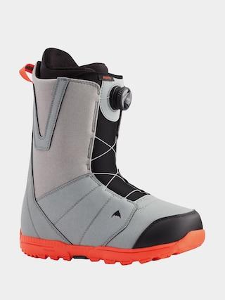 u00cencu0103lu021bu0103minte pentru snowboard Burton Moto Boa (gray/red)
