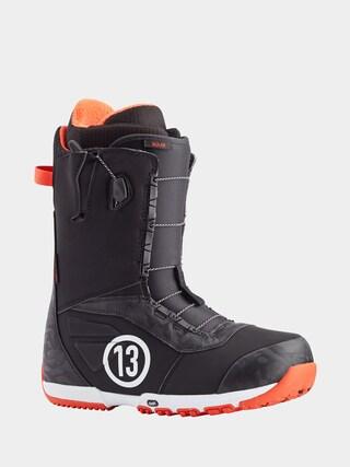 u00cencu0103lu021bu0103minte pentru snowboard Burton Ruler (black/red)