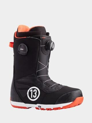 u00cencu0103lu021bu0103minte pentru snowboard Burton Ruler Boa (black/red)