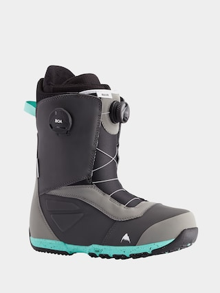 u00cencu0103lu021bu0103minte pentru snowboard Burton Ruler Boa (gray/teal)