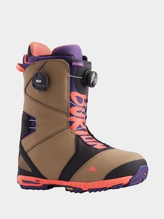 u00cencu0103lu021bu0103minte pentru snowboard Burton Photon Boa (ash/purple/pop red)
