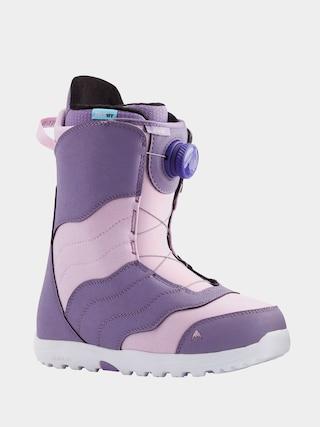 Burton u00cencu0103lu021bu0103minte pentru snowboard Mint Boa Wmn (purple/lavender)