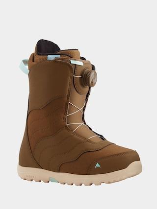 Burton u00cencu0103lu021bu0103minte pentru snowboard Mint Boa Wmn (brown)