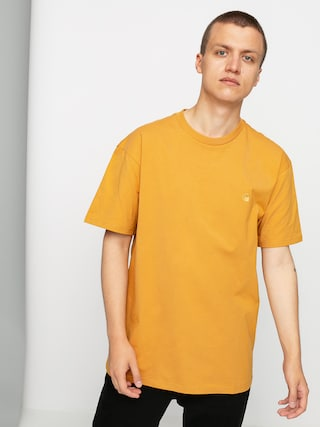 Carhartt WIP Tricou Chase (winter sun/gold)
