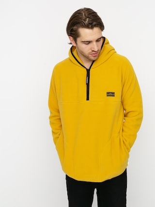 Quiksilver Hanorac din fleece Lost Latitude tec (honey)