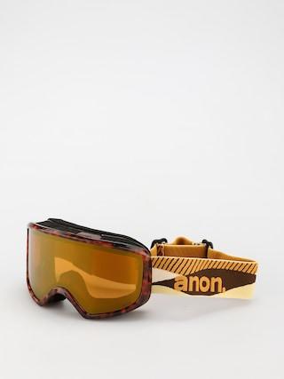 Ochelari pentru snowboard Anon Deringer Wmn (tort3/perceive sunny bronze)