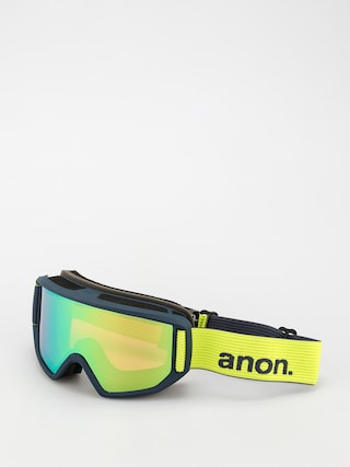 Ochelari pentru snowboard Anon Relapse (blue split/perceive variable green)