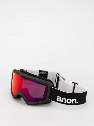 Ochelari pentru snowboard Anon Helix 2.0 Perceive (black/perceive sunny red)
