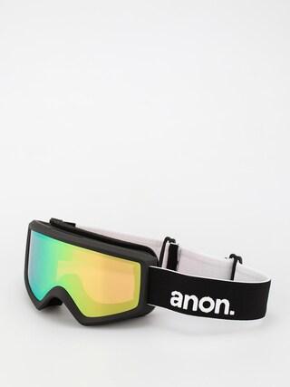 Ochelari pentru snowboard Anon Helix 2.0 Perceive (black/perceive variable green)