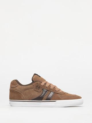 Pantofi Globe Encore 2 (tan/brown)