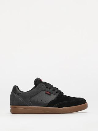 Etnies Pantofi Veer (black/dark grey/gum)
