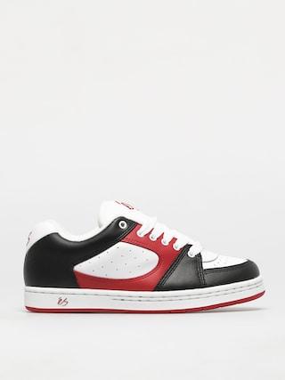 Pantofi eS Accel Og (black/white/red)