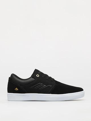 Emerica Pantofi Alcove Cc (black/white/gold)
