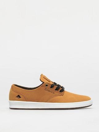 Emerica Pantofi The Romero Laced (brown/gold/black)