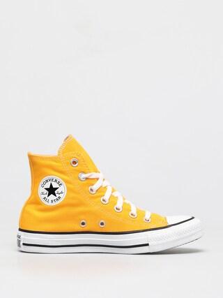 Teniu0219i Converse Chuck Taylor All Star Hi (orange/gum)