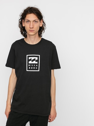 Billabong Tricou Unity Stacked (black)