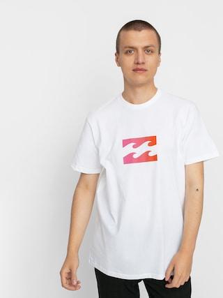 Tricou Billabong Team Wave (white)