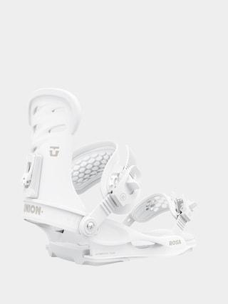 Union Legu0103turi pentru snowboard Rosa Wmn (white)