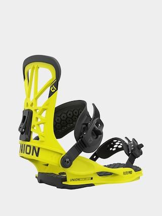 Union Legu0103turi pentru snowboard Flite Pro (hazard yellow)