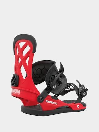 Union Legu0103turi pentru snowboard Contact Pro (red)