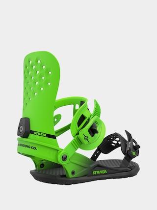 Union Legu0103turi pentru snowboard Strata (acid green)