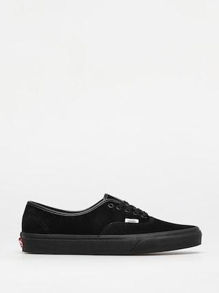 Vans Pantofi Authentic (pig suede/black/black)
