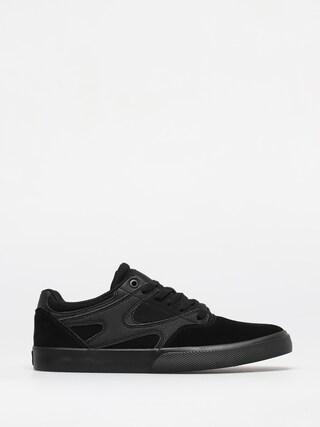 Pantofi DC Kalis Vulc (black/black/black)