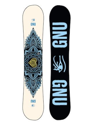 Gnu Snowboard Pro Choice Wmn (black/blue)