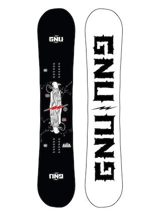 Gnu Snowboard Riders Choice (white/black)