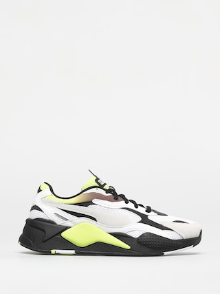 Puma Pantofi Rs X Neo Fade (white/fizzy yellow)
