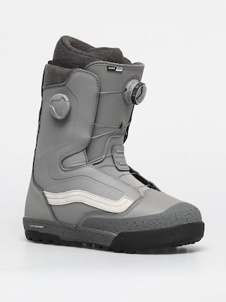 u00cencu0103lu021bu0103minte pentru snowboard Vans Aura Pro (gray/mashmallow)
