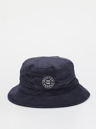 Brixton Pu0103lu0103rie Oath Bucket Hat (navy)