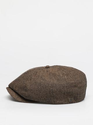 Brixton Pu0103lu0103rie cu cozoroc Brood Snap Cap (brown/khaki)