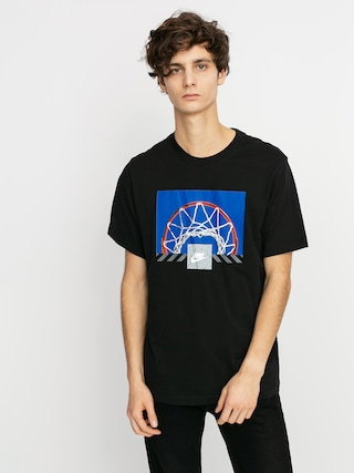 Nike Tricou Sportswear Basket (black)