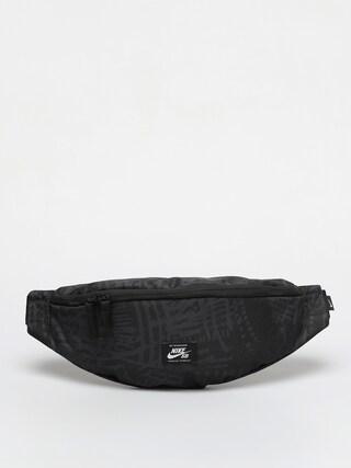 Borsetu0103 de bru00e2u Nike SB Sb Heritage (black/black/white)