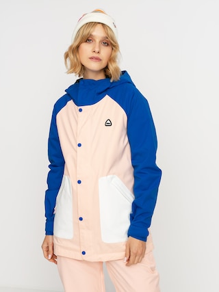 Geacu0103 de snowboard Burton Eastfall Wmn (lapis blue/peach melba/stout white)