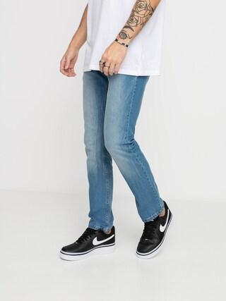 DC Pantaloni Worker Straight Stretch (light indigo bleach)