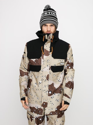 DC Geacu0103 de snowboard Haven (chocolate chip camo)