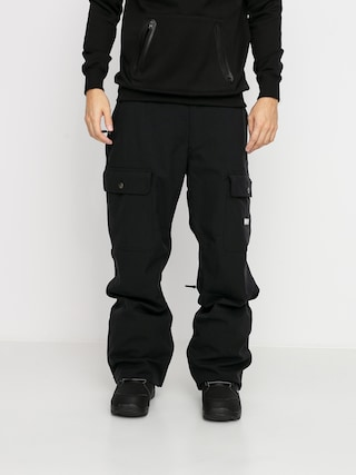 DC Pantaloni pentru snowboard Code (black)